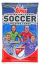 2015 Topps MLS Major Soccer Soccer Hobby Pack