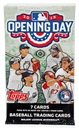 2015 Topps Opening Day Baseball Hobby Pack