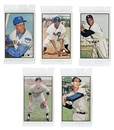 2015 Topps National Sports Collectors Convention VIP Pack (1953 Bowman) (Lot of 5)