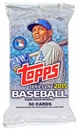 2015 Topps Series 1 Baseball Jumbo Pack (Lot of 10) (Same as Box)