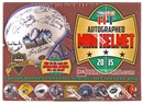 2015 TriStar Hidden Treasures Autographed Mini-Helmet Football Hobby Box