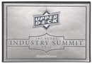 2015 Upper Deck Las Vegas Industry Summit Black Box