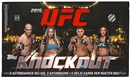 2015 Topps UFC Knockout Hobby Box