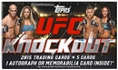 2015 Topps UFC Knockout Hobby Mini-Box