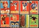 1956 Topps Football Starter Set (52 Cards) EX-MT
