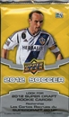 2012 Upper Deck Soccer Retail 24-Pack Lot
