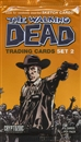 The Walking Dead Comic Book Set 2 Trading Cards Pack (Cryptozoic 2013)