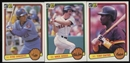 1983 Donruss Baseball Complete Set (NM-MT)