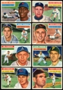 1956 Topps Baseball Starter Set (115 Cards) EX+
