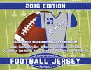 2016 Hit Parade Autographed Football Jersey Hobby Box - Series 2    JOHNNY UNITAS AUTOGRAPHED JERSEY!!!