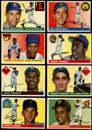 1955 Topps Baseball Partial Set (EX-MT)