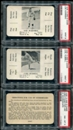 1936 S and S Baseball Game (Green Backs) Complete Set (NM-MT)