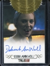 True Blood Archives Deborah Ann Woll (Jessica Hamby) Autograph Card (Rittenhouse 2013) (Presell)