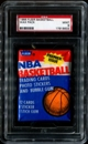 1986/87 Fleer Basketball Wax Pack PSA 9 (MINT)