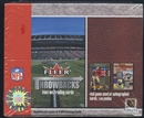 2002 Fleer Throwbacks Football Retail Box