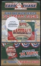 2007 1952 World's Greatest Card Chase Pack Edition Baseball (16 Pack) Box