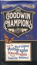 6x 2012 Upper Deck Goodwin Champions Baseball Pack