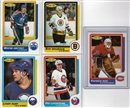 1986/87 O-Pee-Chee Hockey Complete Set (NM-MT)