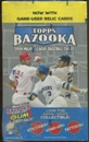 2004 Topps Bazooka Baseball 24 Pack Box