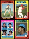 1975 Topps Baseball Near Complete Set (NM+)