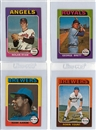 1975 Topps Baseball Complete Set (VG-EX condition)