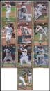 2007 Upper Deck 1st Edition Rookie Redemption Baseball Set