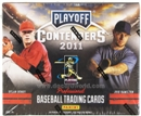Image for  2011 Panini Contenders Baseball Hobby Box