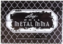2011 Leaf Metal MMA Hobby Box