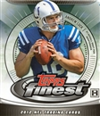 2012 Topps Finest Football Hobby Mini-Box (Pack)