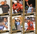 Image for  2012 Upper Deck National Convention 6 Card Exclusive VIP Set