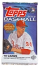 2012 Topps Series 1 Baseball Hobby Pack
