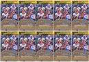 2013 Upper Deck Football 8-Pack Box (Lot of 10)