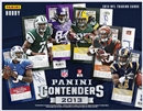 2013 Panini Contenders Football Hobby 12-Box Case (Presell)