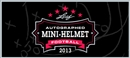 2013 Leaf Autographed Mini Helmet Edition Football Hobby 8-Box Case