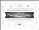 2013 Panini National Treasures Football Hobby 4-Box Case (Presell)