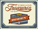 2013/14 Panini Timeless Treasures Basketball Hobby 20-Box Case (Presell)