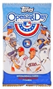Image for  4x 2013 Topps Opening Day Baseball Retail Pack