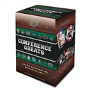 2014 Upper Deck Conference Greats Football 10-Pack Box