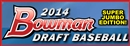 2014 Bowman Draft Picks & Prospects Baseball SUPER Jumbo 6-Box Case (Presell)