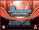 2014 Bowman Football Hobby 10-Box Case (Presell)