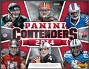 2014 Panini Contenders Football Hobby 12-Box Case (Presell)