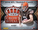 2014 Panini Crown Royale Football Hobby 12-Box Case (Presell)