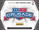 2013/14 Panini Crusade Basketball Hobby 15-Box Case (Presell)