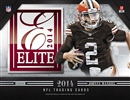 2014 Panini Elite Football Hobby Box (Presell)