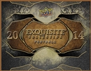 2014 Upper Deck Exquisite Football Case - DACW Live 32 Spot Random Team Break #1