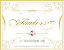 2013/14 Panini Flawless Basketball Hobby 2-Box Case (Presell)