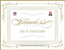 HIGH ROLLER BREAK- 2014 Panini Flawless Football Hobby 5 Case - DACW Live 32 Spot Random Team Break #1