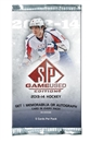 2013-14 Upper Deck SP Game Used Hockey Hobby Pack
