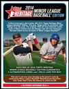 2014 Topps Heritage Minor League Baseball Hobby Box (due September)