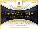 2013/14 Panini Immaculate Basketball Hobby Box (Presell)